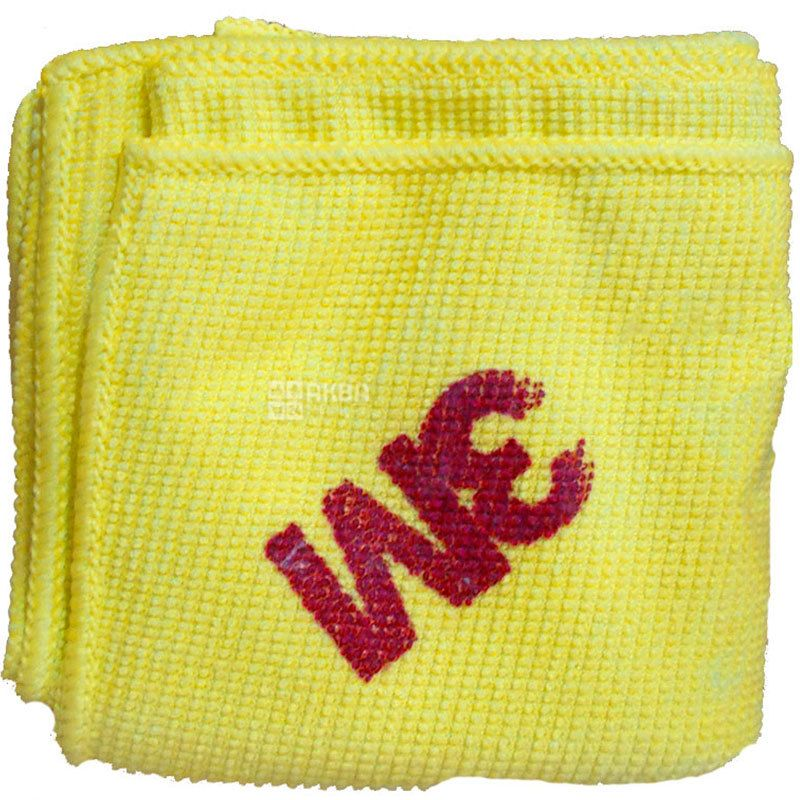 3M, 36х36 см, салфетка из микрофибры, Желтая, м/у