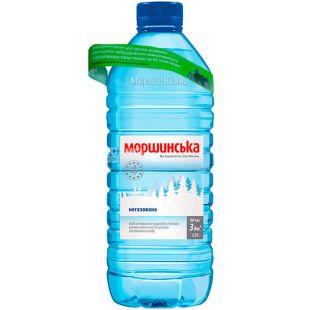 Моршинская, 3 л, Вода минеральная негазированная, ПЭТ