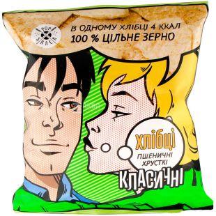 Pop Snack, Хлібці пшеничні, 30 г