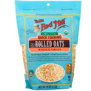 Bob's Red Mill, Organic Instant Oatmeal, 453 g
