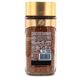 Nescafe Gold, 190 г, Кофе Нескафе Голд, растворимый