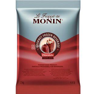 Monin Chocolate, 2 кг, Суха суміш Монін, Шоколад