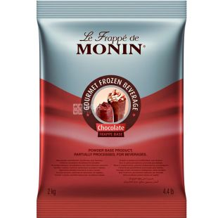 Monin Chocolate, 2 кг, Сухая смесь Монин, Шоколад