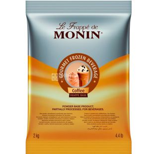 Monin Coffee, 2 кг, Сухая смесь Монин, Кофе