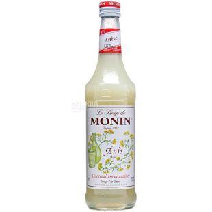 Monin Anise, 0,7 л, Сироп Монин, Анис, стекло