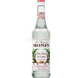 Monin Pur Sucre de Canne, 0.7 L, Monin Syrup, Cane sugar, glass