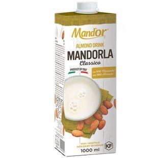 Mand`or Classic, 1 л, Мандор, Мигдальне молоко