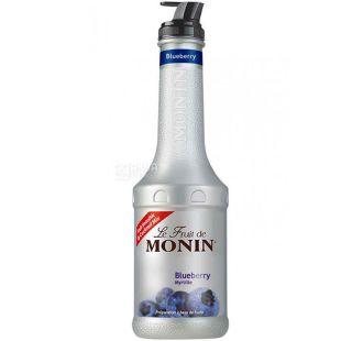 Monin Blueberry, 1,36 кг, Фруктовое пюре Монин, Черника, ПЭТ
