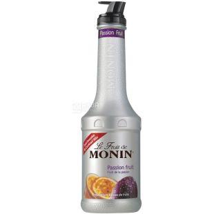 Monin Passion Fruit, 1,36 кг, Фруктовое пюре Монин, Маракуйя, ПЭТ