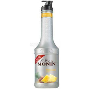 Monin Pineapple, 1,36 кг, Фруктовое пюре Монин, Ананас, ПЭТ