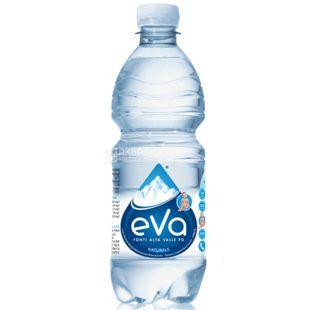 Acqua Eva, 0,5 л, Аква Эва, Вода горная, негазированная, ПЭТ