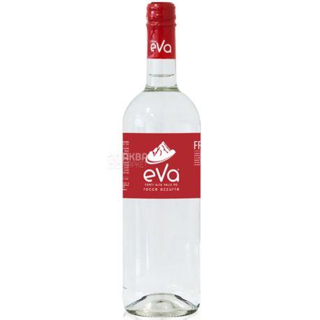 Acqua Eva Classic, 0,75 л, Аква Эва Классик, Вода горная газированная, стекло