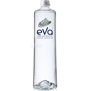 Acqua Eva Premium, 0,75 л, Аква Эва, Вода горная, негазированная, стекло