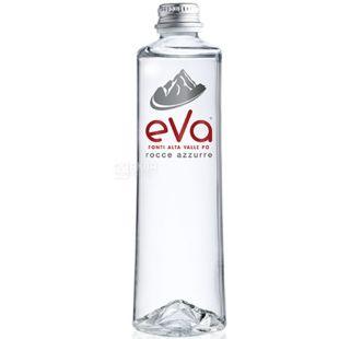 Acqua Eva Premium, 0,33 л, Аква Ева Преміум, Вода гірська, газована, скло