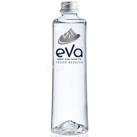 Acqua Eva Premium, 0,33 л, Аква Эва Премиум, Вода горная, негазированная, стекло