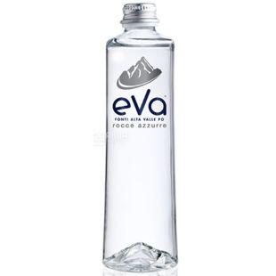 Acqua Eva Premium, 0,33 л, Аква Эва, Вода горная, негазированная, стекло
