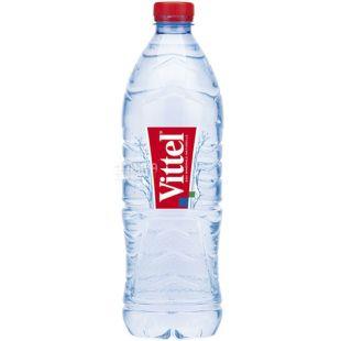Vittel, 1 л, Виттель, Вода минеральная негазированная, ПЭТ