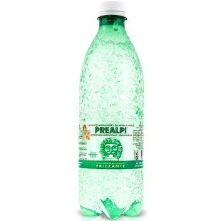 Fonti Prealpi, 0.5 L, Fonti Prealpi, Mineral carbonated water, PET