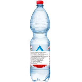 Acqua Eva, 1,5 л, Аква Эва, Вода горная, газированная, ПЭТ