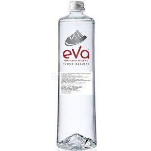 Acqua Eva Premium, 0.75 L, Aqua Eva, Mountain water, sparkling, glass