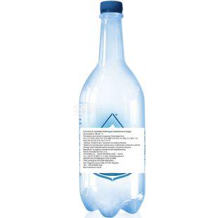 Acqua Eva, 1 л, Аква Ева, Вода гірська, негазована, ПЕТ