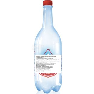 Acqua Eva, 1 L, Aqua Eva, Mountain water, sparkling, PET
