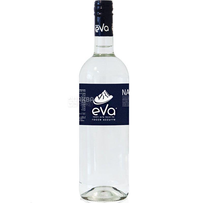 Acqua Eva Classic, 0,75 л, Аква Эва Классик, Вода горная, негазированная, стекло