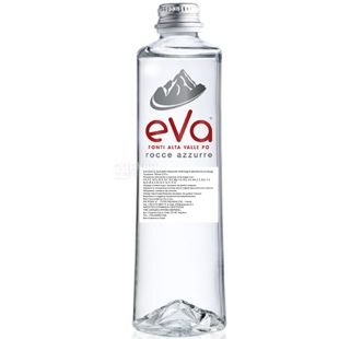 Acqua Eva Premium, 0.33 L, Aqua Eva Premium, Mountain water, sparkling, glass