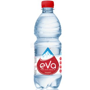 Acqua Eva, 0.5 L, Aqua Eva, Mountain water, sparkling, PET