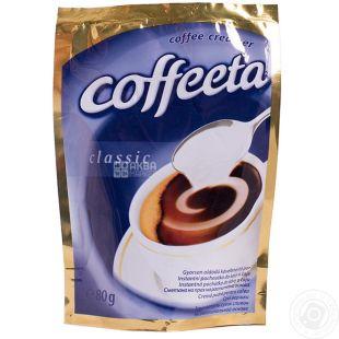 Coffeeta Classic, 80 г, Сухие сливки Коффита классик