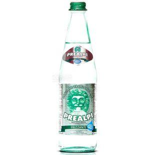 Fonti Prealpi, 0.5 L, Fonti Prealpi, Mineral water, carbonated, glass