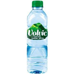 Volvic, 0,5 л, Волвік, Вода мінеральна негазована, ПЕТ