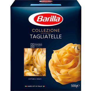 Barilla Tagliatelle Collezione, 500 g, Pasta Barilla Tagliatelle Collesione