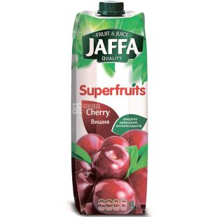 Jaffa, Superfruits, Вишневый, 1 л, Джаффа, Нектар натуральный
