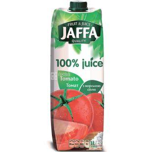 Jaffa, Tomato, 1 л, Джаффа, Сік Томатний з морською сіллю