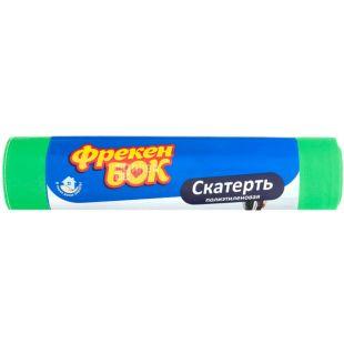 Фрекен Бок, 120*150 см, Скатерть в рулоне, ассорти, 3 шт.
