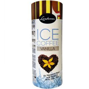Landessa Ice Coffee Vanilla, 0,23 л, Холодный кофе, Ландесса Ванила