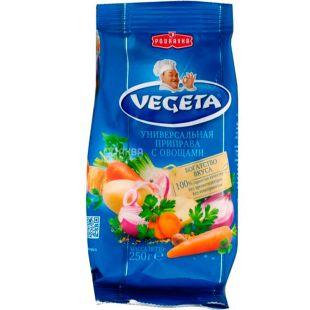 Vegeta, 250 г, Приправа з овочів, Універсальна