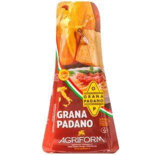 Agriform Grana Padano, 150 г, Сыр твердый Грана Падано, 32%