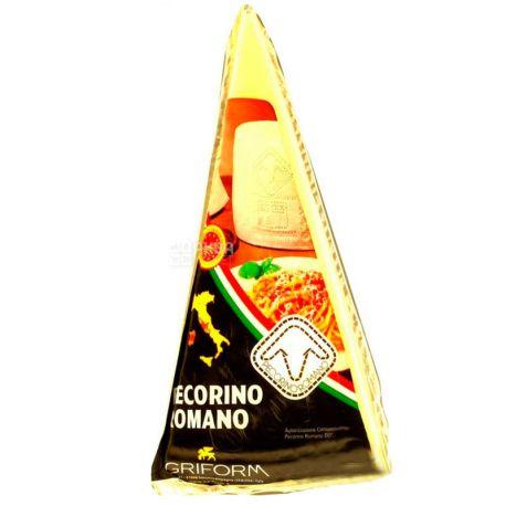 Agriform Pecorino Romano, 200 г, Сыр твердый Пекорино Романо, 36%