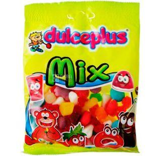 Dulceplus Mix, 100 г, Дульчеплюс Мікс, Жувальні цукерки, без глютену