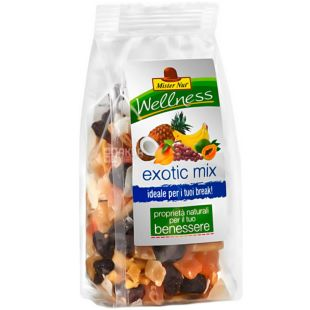 Mister Nut Exotic Mix, 150 g, Dried Fruit Mix, Mr. Nat, Exotic Mix