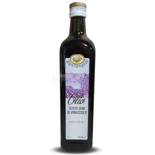 Santangelo Grape seed oil, 750 мл, Сантанжело Масло из виноградных косточек, стекло Marasca