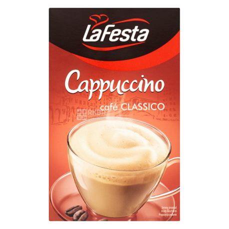 La Festa, Cappuccino, 10 х 22 г, Ла Феста, Капучино, в стиках