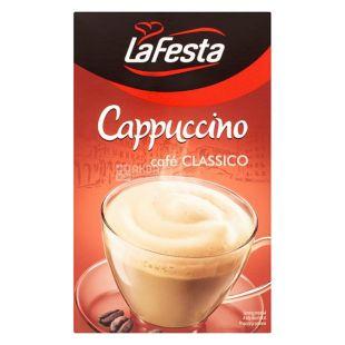 La Festa, Cappuccino, 10 х 22 г, Ла Феста, Капучино, в стіках