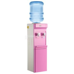 ViO X83-FCC ROSE, Floor-mounted water cooler with compressor cooling