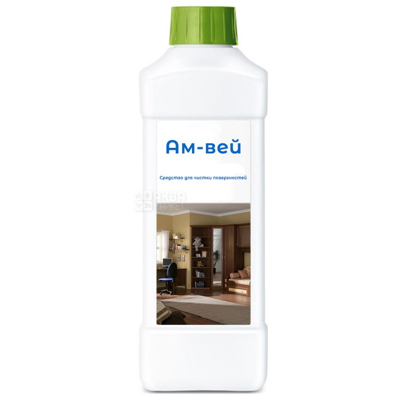 Am-way, Surface Cleaner, Universal, 1 L