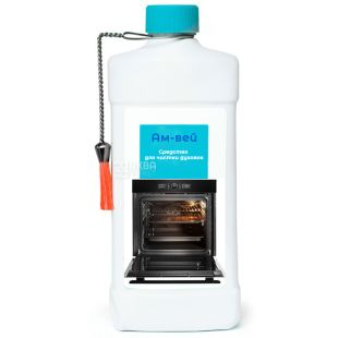 Amway, 500 ml, oven cleaner, PET
