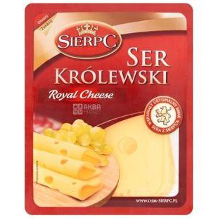 Sierps, Ser Królewski, 150 g, 45%, portioned