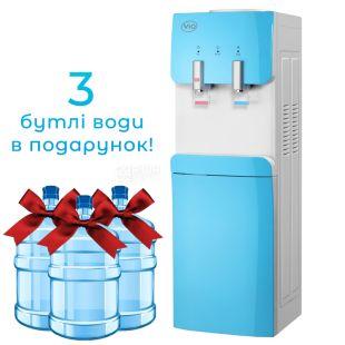 ViO Х217-FCC Blue, Кулер для воды с компрессорным охлаждением, напольный
